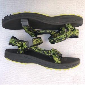 TEVA 7 men sandals
